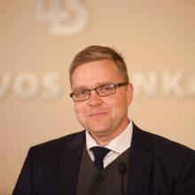 V. Vasiliauskas: ECB turėtų judėti ekonomikos skatinimo nutraukimo link
