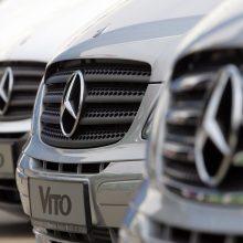 Prabangiais automobiliais prekiavusi įmonė nusuko mokesčius