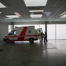 Kretingos rajone per avariją žuvo keleivė, sunkiai sužalotas vairuotojas