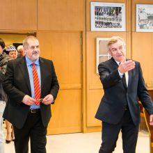 Krymo totorių lyderis: V. Putino ir Stalino tikslas – toks pats