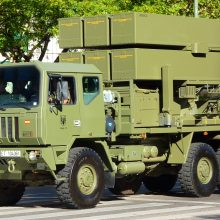 Oro gynybos sistemoms Lietuva planuoja išleisti per 100 mln. eurų