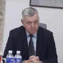 VTEK laikinai vadovaus teisininkas S. Katuoka