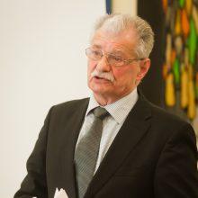 Mirė poetas, prozininkas, vertėjas M. Karčiauskas