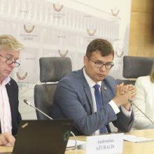 Konservatoriai: daugiau lietuvių kalbos tautinėse mokyklose mažins Kremliaus įtaką