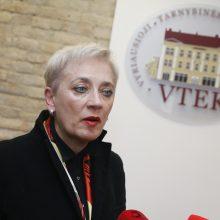 VTEK: Žalgirio klinikos direktorė vėlavo deklaruoti interesus