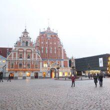 Rygos istorinio centro apsauga galėtų būti pavyzdžiu ir Vilniui