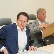 VTEK: nušalintas Santaros klinikų vadovas S. Strupas pažeidė įstatymus