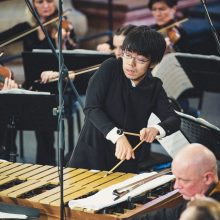 Sezono pradžia – su tobula muzikos ikebana