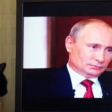 """Teismas triskart sumažino baudą """"Init"""" už draudžiamo rusų kanalo rodymą"""