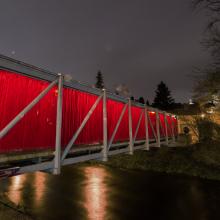 Vilniaus šviesų festivalis kviečia patirti kitokį Senamiestį