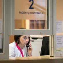 Registrų centro vadovas: e. sveikatos sistemos paviešintos spragos – pašalintos