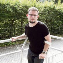 Negalia – ne kliūtis studijuoti universitete
