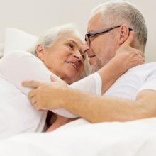 Seksualinė laimė metų neskaičiuoja: tikras pasitenkinimas – tik po 60-ies?