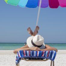 Tingios atostogos tik artina ligas