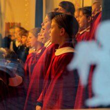 Neeilinis koncertas – skambėjo visa mokykla