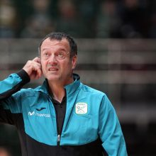 """""""Vytis"""" po atkaklios kovos pralaimėjo stipriausiai Europos komandai"""