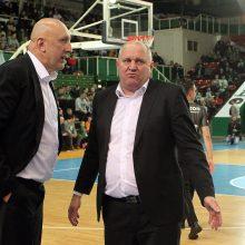 """Penkis žaidėjus praradęs """"Žalgiris"""" iškovojo didžiausią sezono pergalę"""