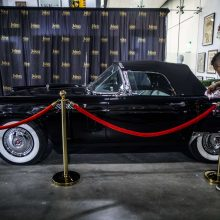 M. Monroe automobilis aukcione parduotas už beveik 430 tūkst. eurų