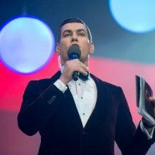 Paaiškėjo, kas ves Lietuvos muzikos apdovanojimų M.A.M.A 2018 ceremoniją
