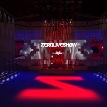 """""""Zero Live Show"""" E. Dragūnas taps Dievu, Monique – Laisve, o kas bus pionieriumi?"""