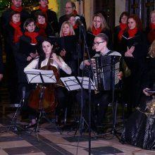 Kauno arkikatedroje bazilikoje ir Karo muziejaus sodelyje – kalėdiniai koncertai
