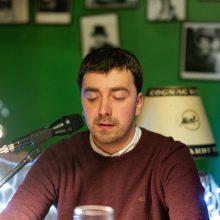 J. Ivanauskaitės premija skirta poetui, dramaturgui M. Nastaravičiui
