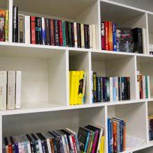 Kokias knygas 2018-aisiais daugiausiai skaitė lietuviai?