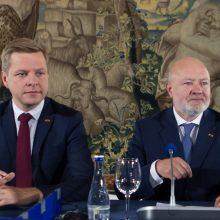Pasitraukus lyderiams, Liberalų sąjūdžio Vilniaus skyrius steigiamas iš naujo
