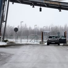 Rusija ir Latvija pasienio gyventojams supaprastino kelionių tvarką