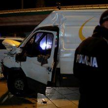 Lenkijoje sudužo Ukrainos turistų autobusas, yra žuvusiųjų