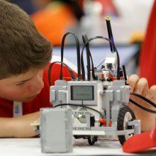 Kuriamas robotas, galintis atskirti skonius