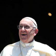 Vatikano ekspertas atskleidė, kas Lietuvoje popiežių domina labiausiai