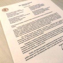 JAV specialusis prokuroras R. Muelleris pateikė tyrimo dėl Rusijos kišimosi ataskaitą