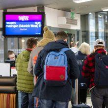 Vilniaus ir Kauno oro uostuose įkliuvo teisingumo vengę lietuviai