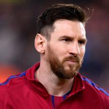Futbolo žvaigždė L. Messi – atsakingo turizmo ambasadorius