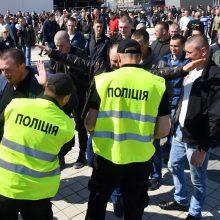 Rytų Ukrainoje – smurto protrūkis, yra žuvusiųjų
