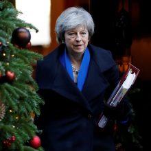 """ES priėmė planus """"Brexit"""" be susitarimo atvejui"""