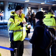 Maskvoje ieškomas Rusijos pilietis norėjo atskristi į Lietuvą