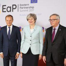 Britanija ragina ES atidžiai stebėti Rusijos veiksmus
