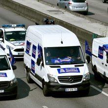 Belgija pateikė kaltinimus S. Abdeslamo bendrininkui dėl išpuolių Briuselyje