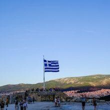 Graikiją sudrebino nemenkas požeminis smūgis