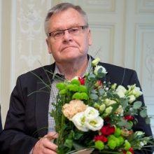 Šv. Jeronimo premijos laureatas: vertėju tampa tik turintieji Dievo dovaną