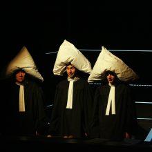 Korėjos prodiuseris: Lietuvos teatras taikosi į pačią teatro esmę
