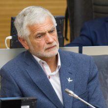 Žemės ūkio ministras: neneigiu netyčinės klaidos, bet tai nėra nusikalstama