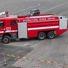 Ar žinojote, kodėl gaisriniai automobiliai raudoni?