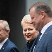 S. Skvernelis atostogaus Ispanijoje, prezidentė vėl atostogų neplanuoja