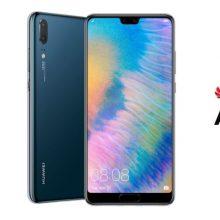 """Išmaniojo telefono """"Huawei P20"""" apžvalga"""