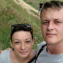 Žurnalistė R. Lukoševičiūtė vyrui nori pagimdyti tris vaikus