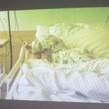 Vaikai po kaulų čiulpų transplantacijos gydysis dar saugesnėje aplinkoje