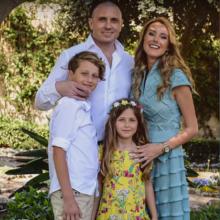 V. Repčenkaitė: per vestuves mus laimino abu vaikai – tai buvo stebuklas